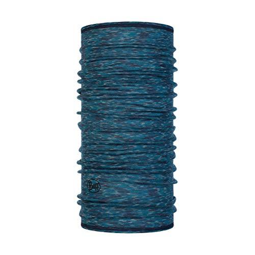 Buff Lake Tour de cou laine mérinos lightweight Homme Bleu FR : Taille Unique (Taille Fabricant : Taille One sizeque)