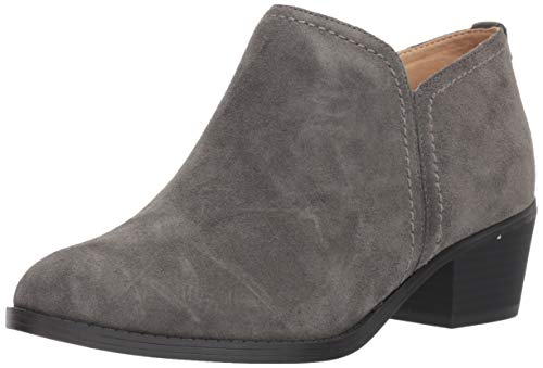 Naturalizer Women's Zarie Ankle Boot, Grey, 8.5 M US