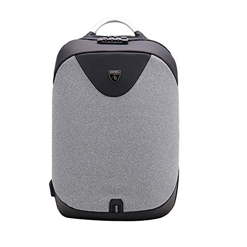 Fovor Laptop Backpack, Anti Theft Travel Backpack with USB Charging Port and Lock Business Work Bag for Outdoor