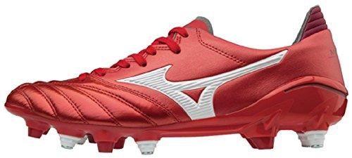 Mizuno Morelia Neo II Mix - Scarpe Calcio Uomo Miste in Pelle - Men's Football Shoes (EU 40.5 - CM 26 - UK 7)