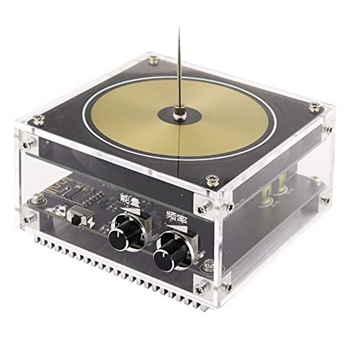 Bobina de Tesla de música, Tormenta de relámpagos, Herramientas de experimentación educativa de relámpagos Artificiales - Mini Altavoz de Plasma