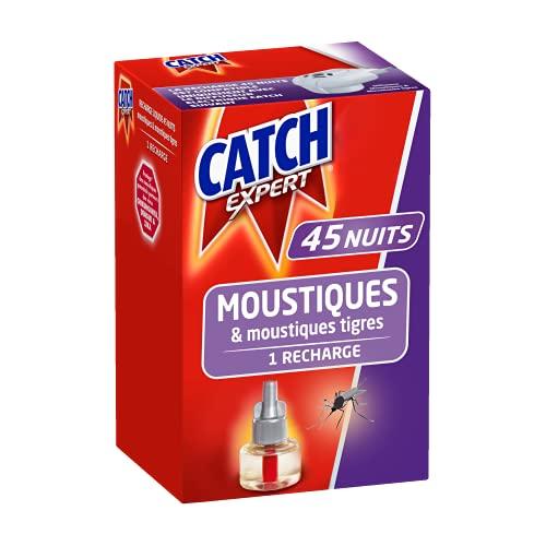 Catch Expert Moustiques – Recharge pour diffuseur électrique