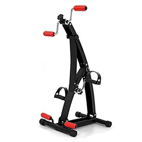 ZXFF Ejercicio De Pedal para La Máquina De Rehabilitación del Hogar, Bicicleta De Ejercicio Fijo Ajustable, Equipo De Aptitud Interior para Entrenamiento De Manos Y Pies