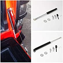 ANTS PART Lift Supports for 2005-2013 NISSAN NAVARA NP300 D40 D23 Rear Open Tailgate Shock Slow Up Down Lift Strurs