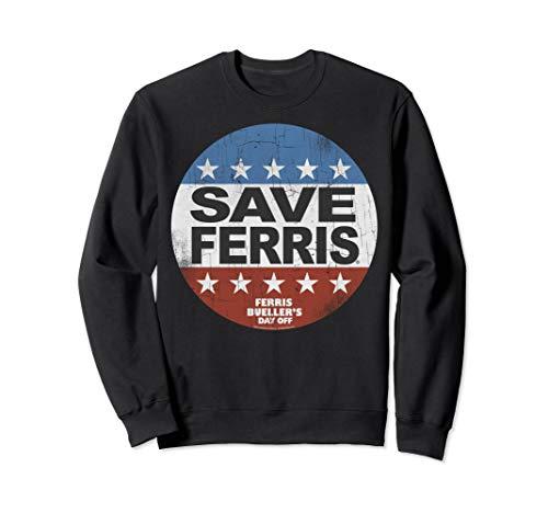 Unisex Save Ferris Bueller Sweatshirt - S to 2XL