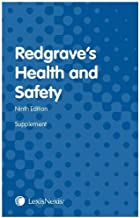 Redgrave's Health and Safety: First Supplement to the Ninth edition