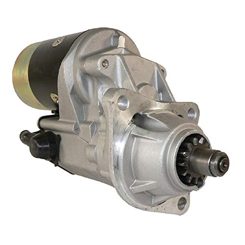 DB Electrical SND0027 New Ford Truck 6.9L 7.3L Diesel Starter Compatible With/Replacement For F150, F250 & F350, E-Series Vans 1985-1994 Hi Tork STR-6052