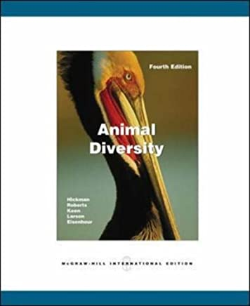 Animal Diversity by Cleveland P. Hickman (2006-03-01)