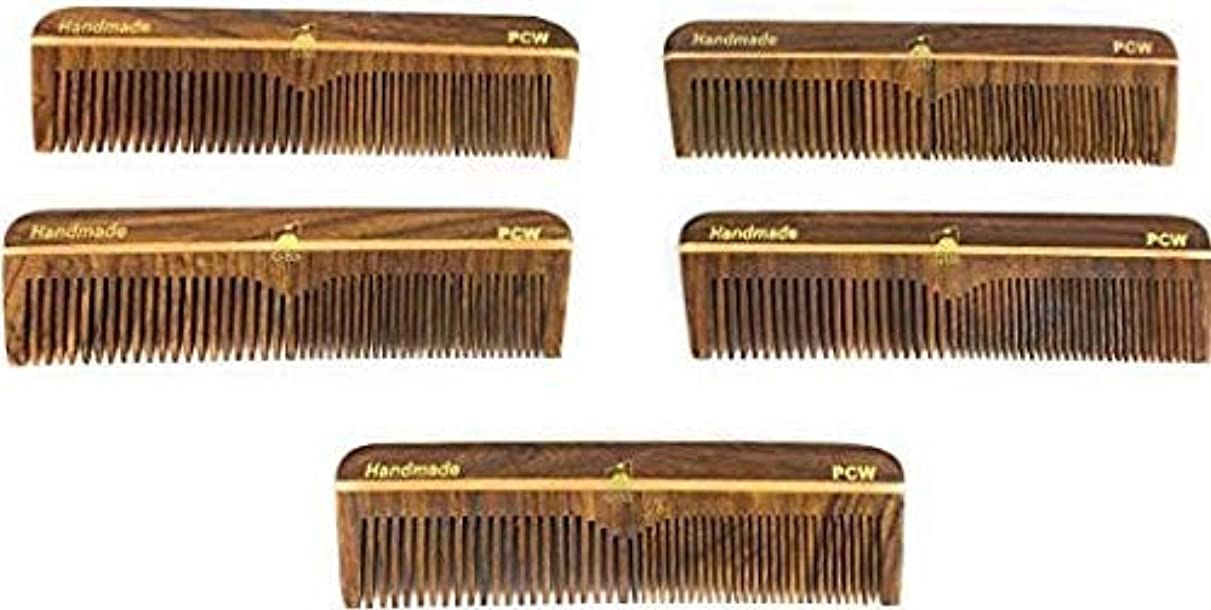 平らにする傾向スモッグGBS Professional Mens Pocket Comb - 5