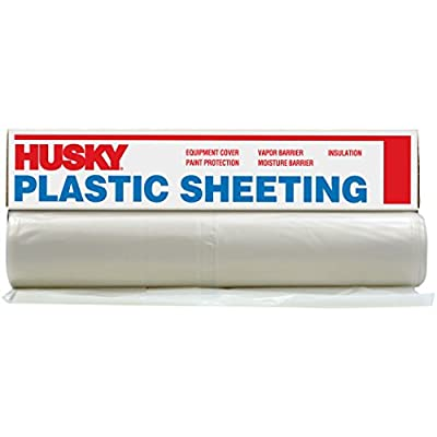Amazon Com 6 Mil Plastic Sheeting