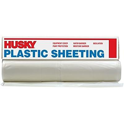 Amazon Com 6 Mil Plastic Sheeting