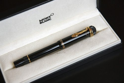 Montblanc Füller Agatha Christie FP 4810 Ltd. Edit 1993