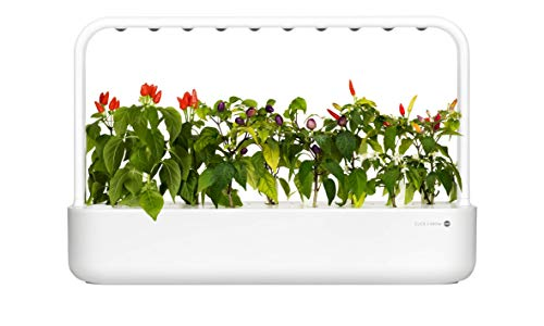 CLICK&GROW SMART GARDEN 9 BLANC Potager d'intrieur