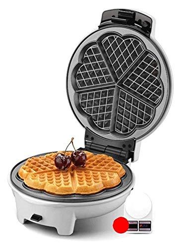 750W Mini Mini Waffle Maker 4 en 1 Máquina de rollo de huevo del fabricante de sándwich Máquina de gofres de huevo Donut Donut Donut Maker Máquina de hierro con 4 embarcaciones diferentes para el desa