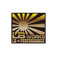 LBWK LB-WORKS small Gold/Black 品番ST9-GB