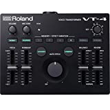 Roland ローランド/VT-4 Voice Transformer ボイストランスフォーマー AIRA -Vtuberで神機と謳われるボイスチェンジャー!-