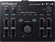 Roland VT-4 Vocal Transformer , Black