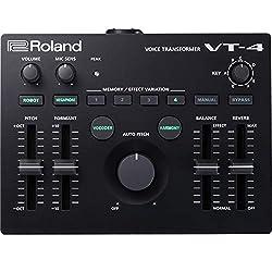 top 10 vocal processors Roland VT-4 Vocal Transformer