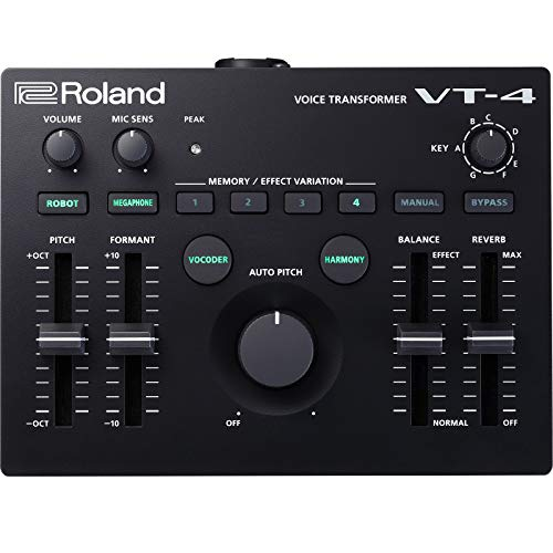 Roland VT-3 Voice Transformer with Lo-Fi Effects