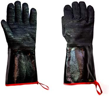 G F Products 8119 13Inch Cooking Gloves Food Safe No BPA Insulated Waterproof Oil Proof Heat product image