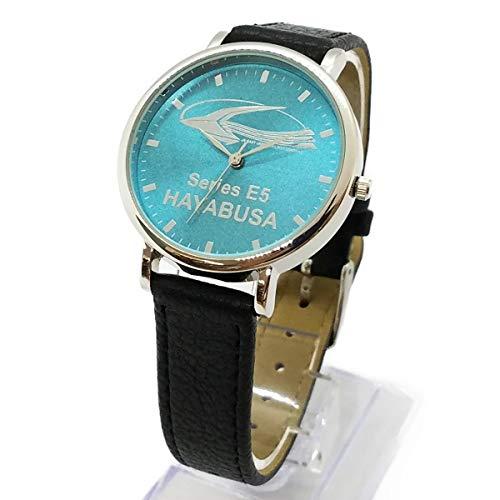 鉄道 腕時計(E5系はやぶさ・D51 498・C62 2) (E5系はやぶさ)