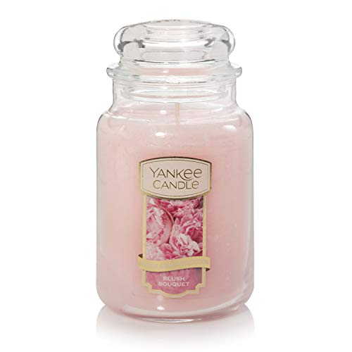 Yankee Candle | Sunday Brunch Collection | Large Jar Scented Candle | Blush Bouquet