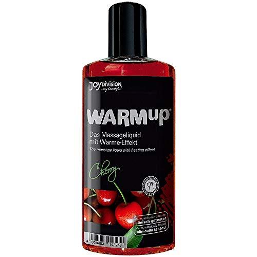 JOYDIVISION WARMup Massaggio Intensivo Liquido 150ml Ciliegia