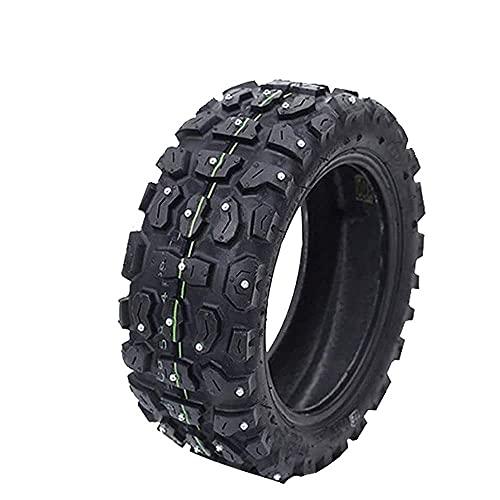 WYDM Neumáticos de pedal Neumático de scooter eléctrico, 11 pulgadas 90-65-6.5 Neumático de nieve todoterreno, con clavos antideslizantes resistentes al desgaste, Adecuado para accesorios de neumático