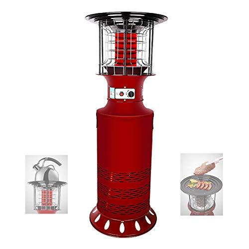 calefactor vertical de aire caliente fabricante Ktong