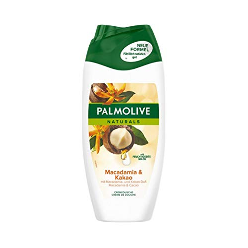 Palmolive Lot de 6 gel douche pour Smooth Delight Macadamia, 250 ml