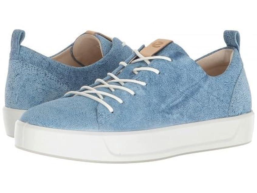 航海関連する消すECCO(エコー) レディース 女性用 シューズ 靴 スニーカー 運動靴 Soft 8 Sneaker - Indigo 5 [並行輸入品]