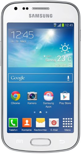 Samsung Galaxy Trend Plus - Smartphone Libre Android (Pantalla 4