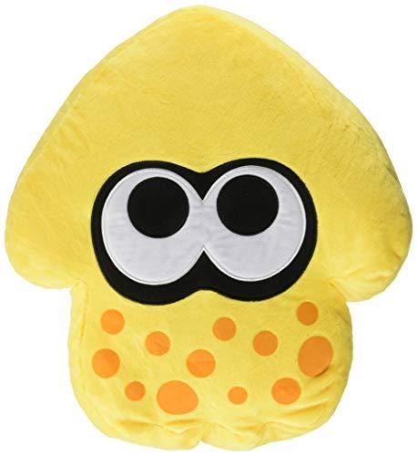 Little Buddy 1667 Splatoon 2 Series - 1667 - Sun Yellow Squid Cushion Plush Plush Toys