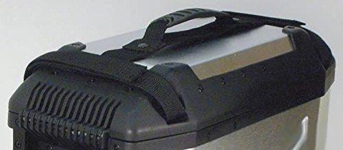 H&B Zubehör Motorradkoffer Tragegriff für Xplorer Seitenkoffer, Unisex, Multipurpose, Ganzjährig, schwarz