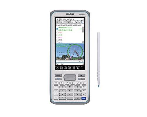 Calculadora gráfica com tela sensível ao toque com Stylus, 4.8 (FX-CG-500 L-IH)
