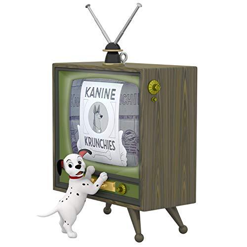 Hallmark Keepsake Christmas Ornament 2020, Disney 101 Dalmatians Kanine Krunchies