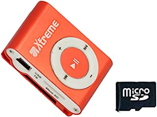 Xtreme 27632R Audio Player with Headphones, Mini USB Cable and 4GB Memory
