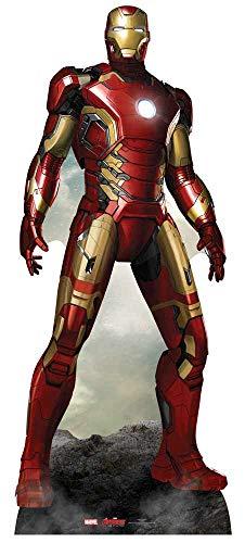 Star Cutouts 802 Pappaufsteller Iron Man
