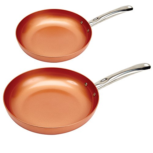 Copper Chef Round Pan 2-Pack