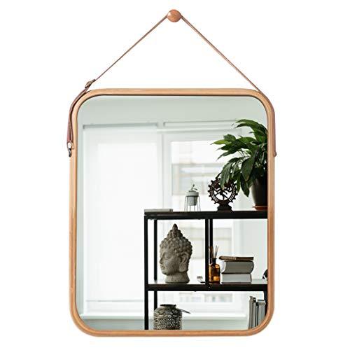 Specchio da Parete Rotondo Specchio da Bagno Specchio per Toilette Specchio per Toilette Specchio...