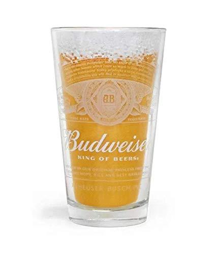 The Budweiser Signature Dream Pint Glass - 1 Glass