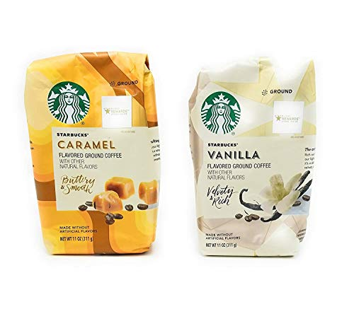 Starbucks Flavored Coffee...