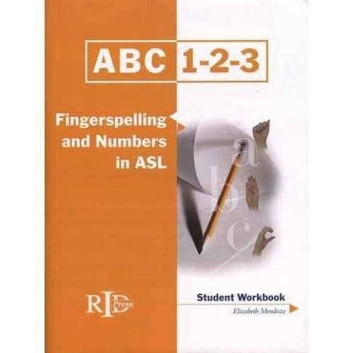Abc 1 2 3 Fingerspelling And Numbers In Asl