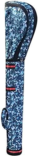 Bolso de club de golf Mini for hombres Mujeres Niños Impermeable Golf Easy Easy Bag Lightweight Rango de conducción Curso Caja de entrenamiento Caja Fácil de transportar bolsa de golf ( Color : D )