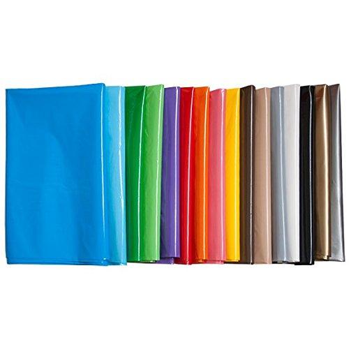 Fixo Kids 72010. Pack de 25 Bolsa Disfraz, 65 x 90cm, Color Negro