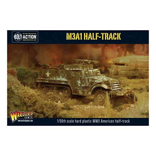 Bolt Action - Echelle 1:56 - M3A1 Half-Track