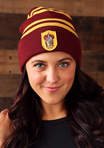 Harry Potter Gryffindor House Knit Beanie