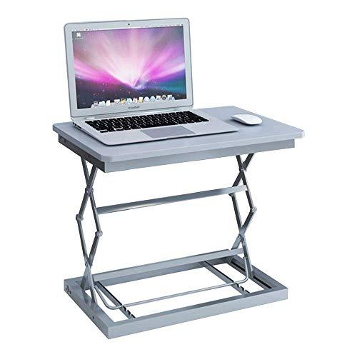 Postazione di lavoro da scrivania supporto per monitor regolabile in altezza Sollevatore Computer Scrivania Riser per computer Miglioramento dello schermo Desktop Lift Display Montaggio-c