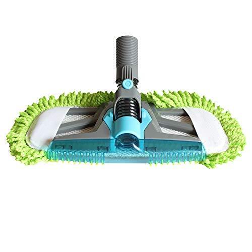 1 1/4 pouces Brosse plancher Aspirateur Tête d'aspiration Brosse plancher microfibre brosse universelle Smart Care 32mm de diamètre intérieur