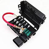 Fuse Box Battery Terminal for VW JETTA GOLF MK4 1999 2000 2001 2002 2003 2004 1J0937550A, 1J0937550B by Lucky Seven